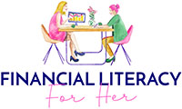 Financial Literacy For Her Logo